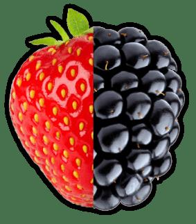 strawberry blackberry flavor & extract