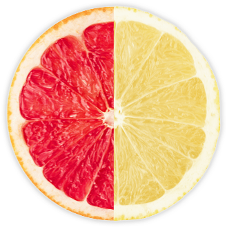 grapefruit lemon