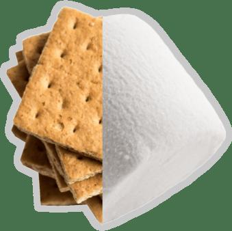 graham marshmallow flavor